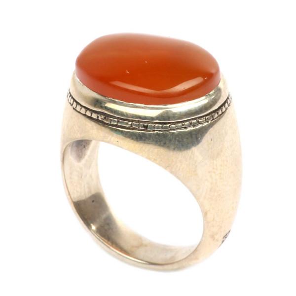 انگشتر نقره کد 0054