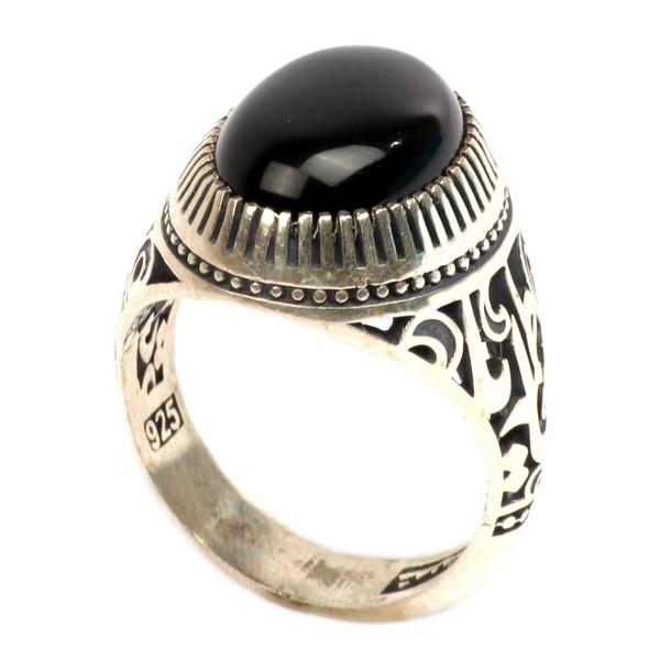 انگشتر نقره کد 0056