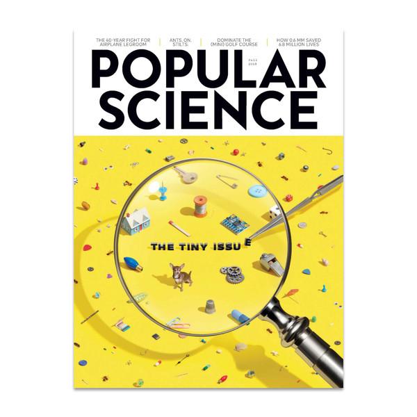 مجله پاپیولار ساینس اگوست و سپتامبر 2018