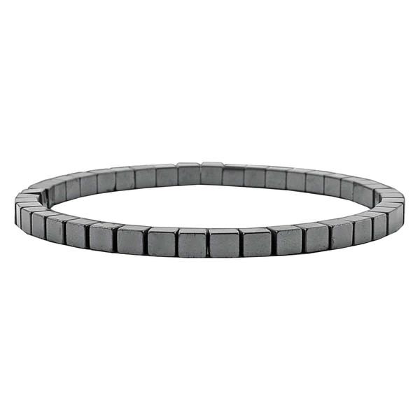 دستبند ذاریات مدل Cube کد 92