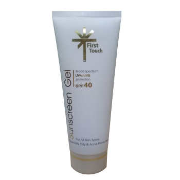 ژل کرم ضد آفتاب فرست تاچ مدل Sunscreen حجم 70 میلی لیتر