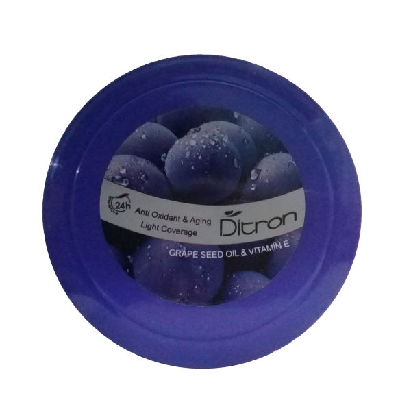 کرم مرطوب کننده دیترون مدل Grape Seed حجم 200 میلی لیتر