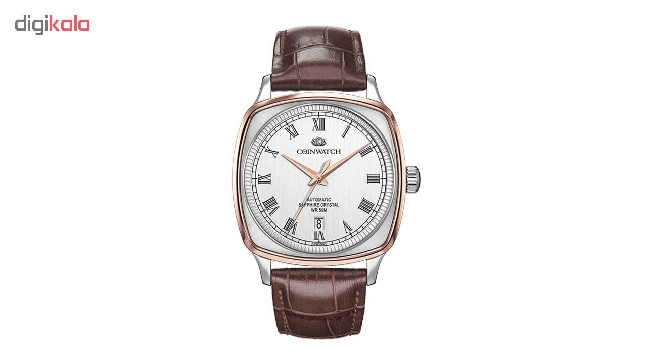 خرید ساعت مچی عقربه ای مردانه کوین واچ مدل C170RWH