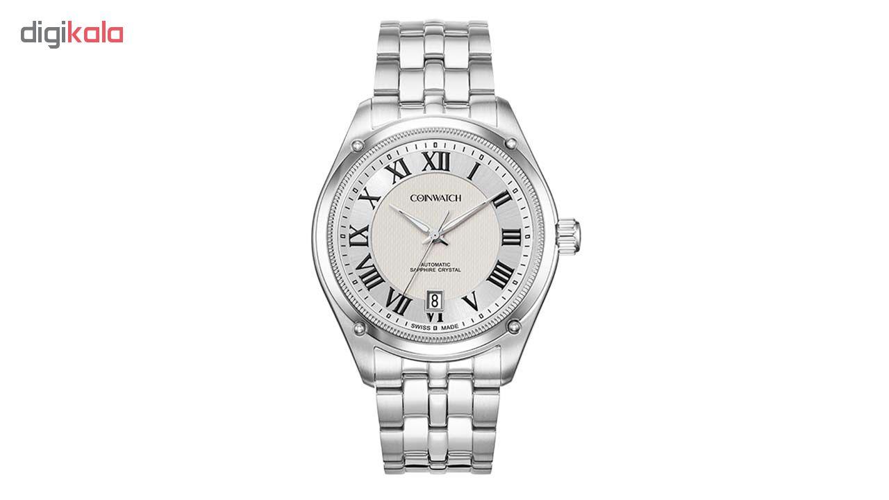 خرید ساعت مچی عقربه ای مردانه کوین واچ مدل C171SWH