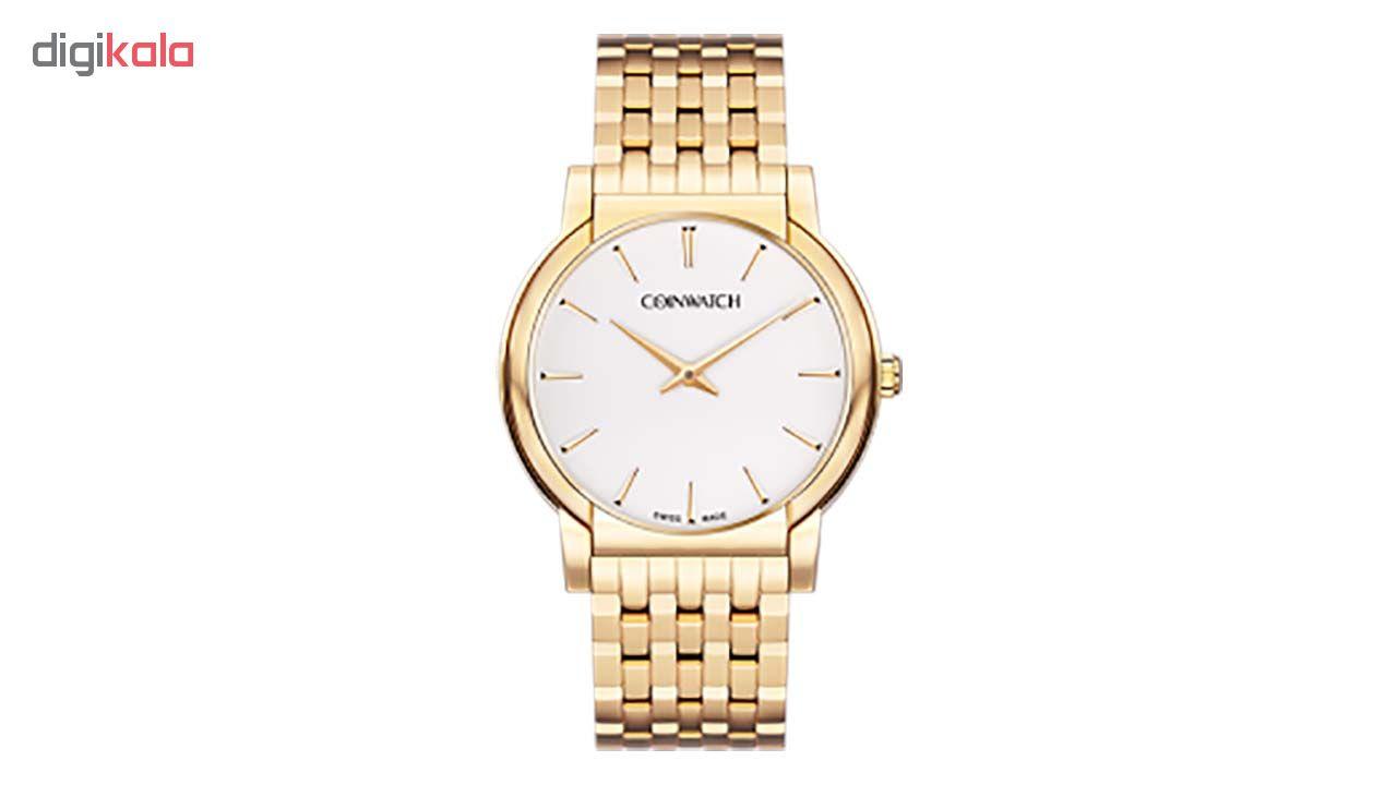 خرید ساعت مچی عقربه ای مردانه کوین واچ مدل C177KWH
