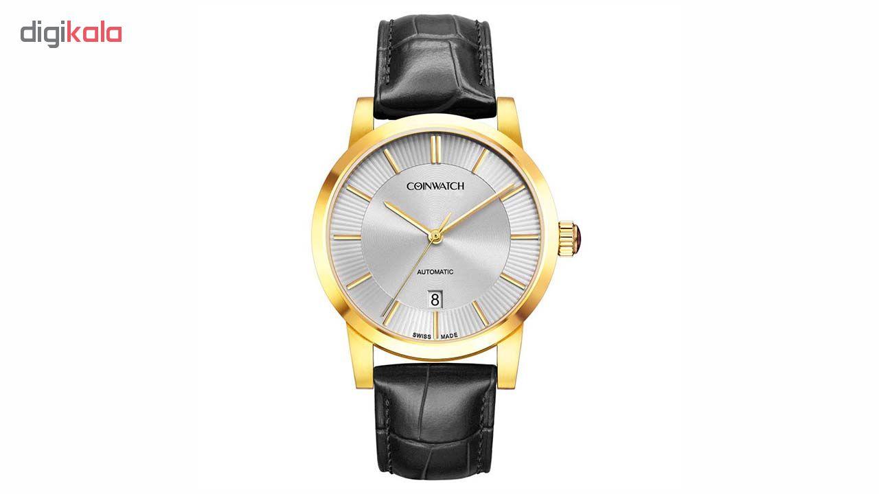 خرید ساعت مچی عقربه ای مردانه کوین واچ مدل C179KWH