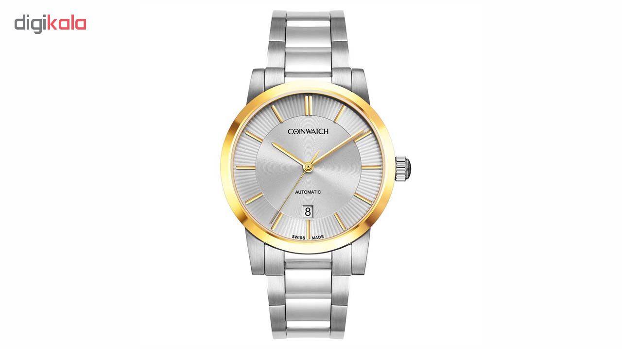 خرید ساعت مچی عقربه ای مردانه کوین واچ مدل C179TWH