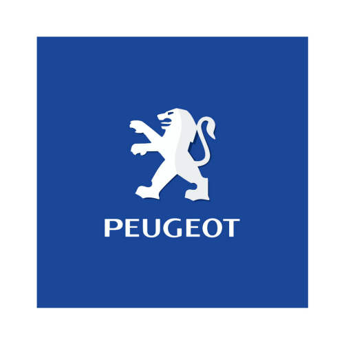 تمیز کننده صفحه نمایش موبایل چسبک طرح PEUGEOT