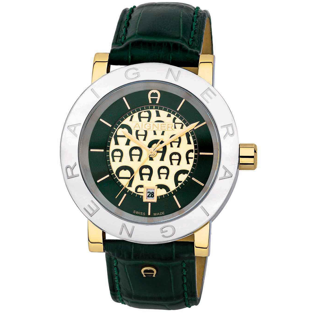 ساعت مچی عقربه ای مردانه اگنر مدل A26001