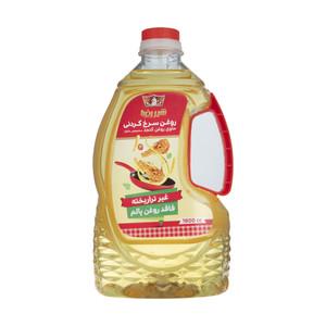 روغن سرخ کردنی شیررضا - 1.8لیتر