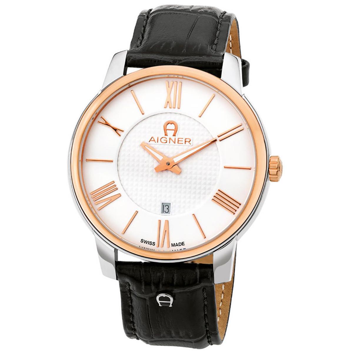 ساعت مچی عقربه ای مردانه اگنر مدل A24060 12