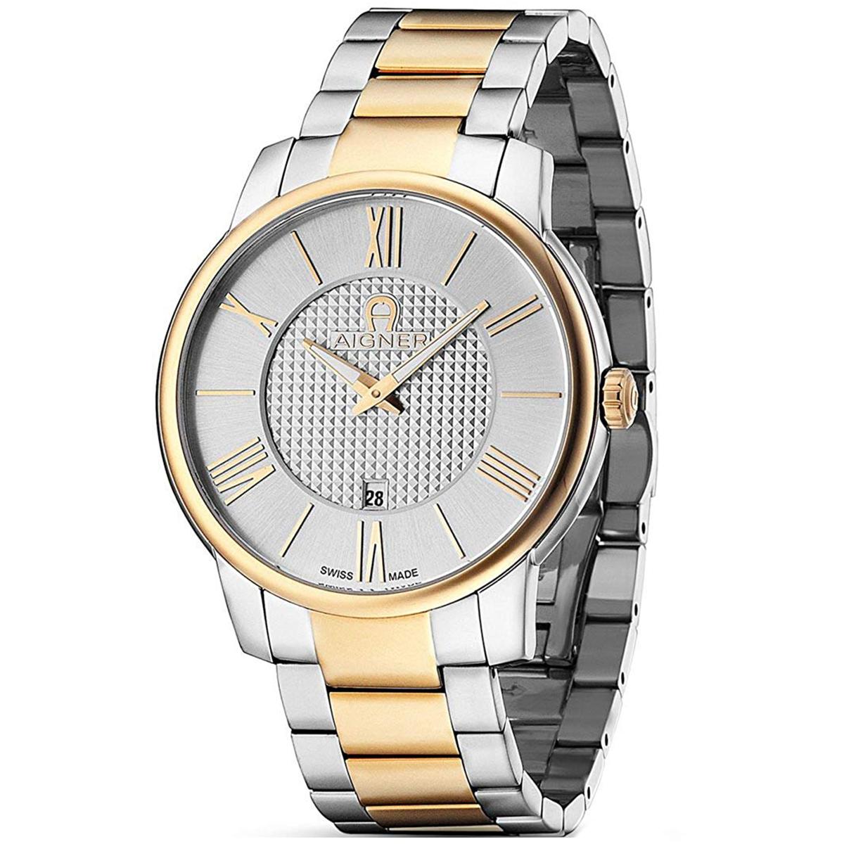 ساعت مچی عقربه ای مردانه اگنر مدل A24057 13