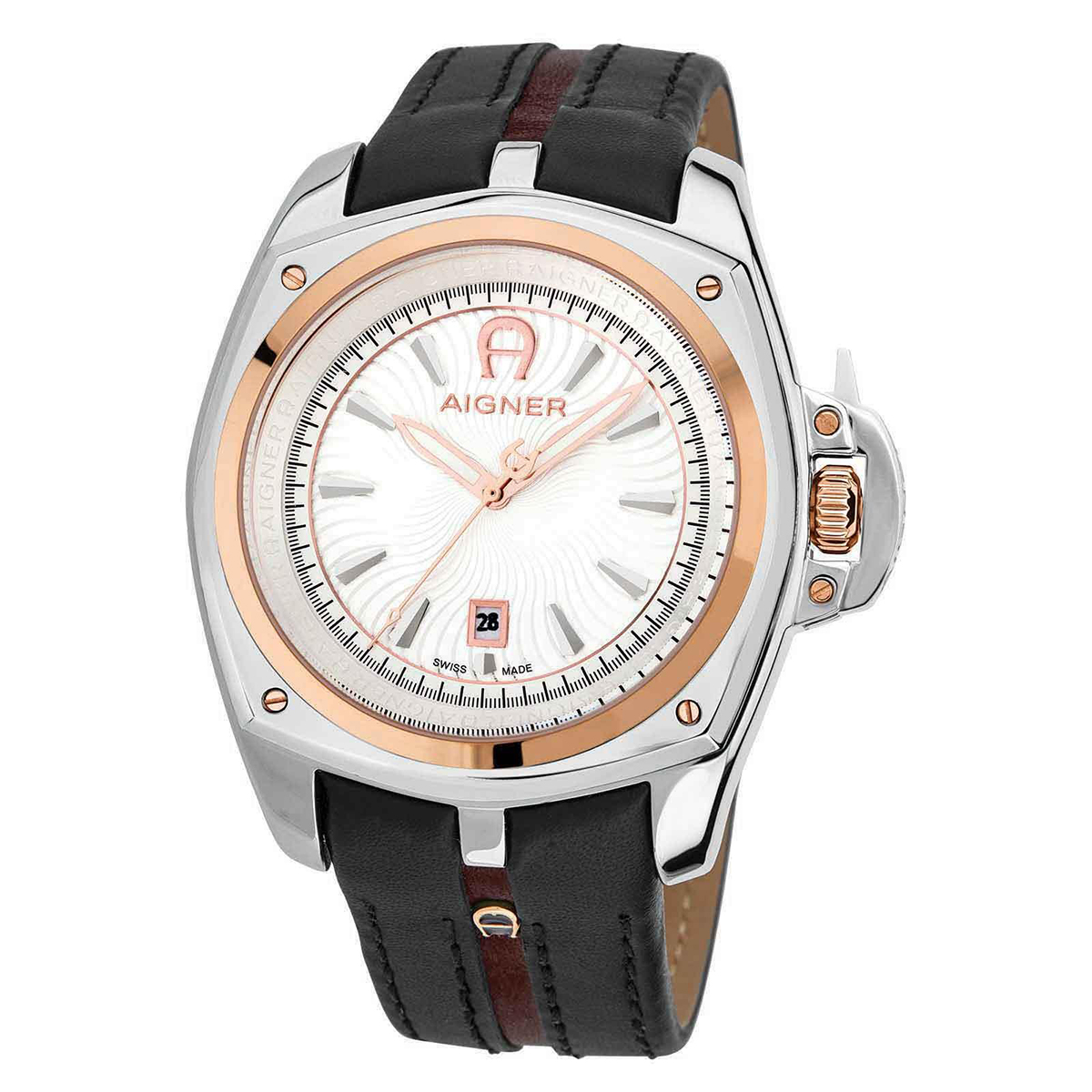 ساعت مچی عقربه ای مردانه اگنر مدل A18128 42