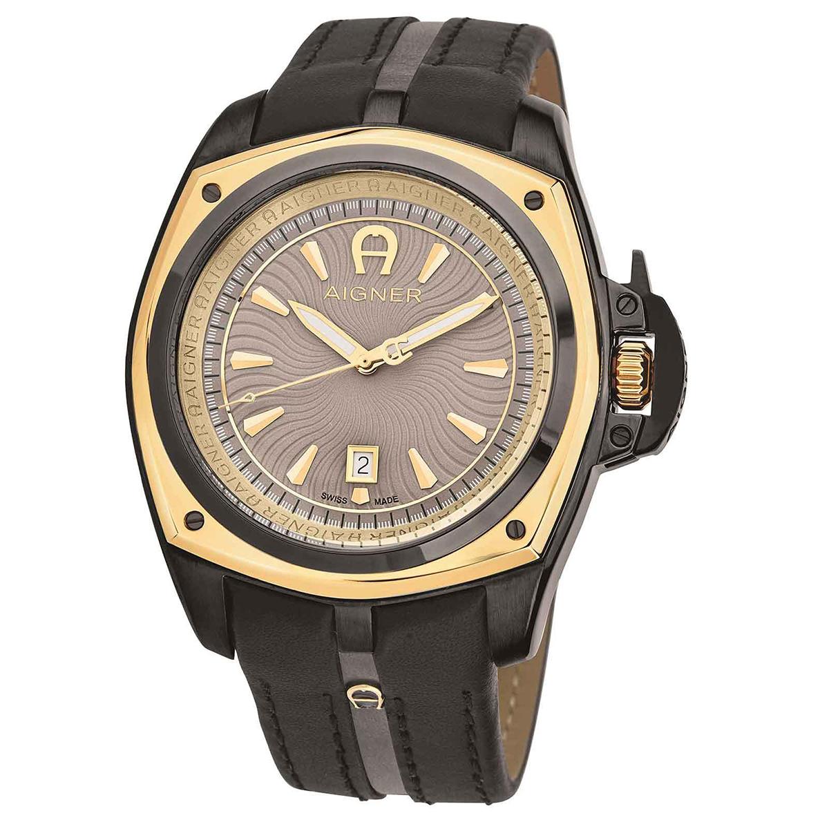 ساعت مچی عقربه ای مردانه اگنر مدل A18124
