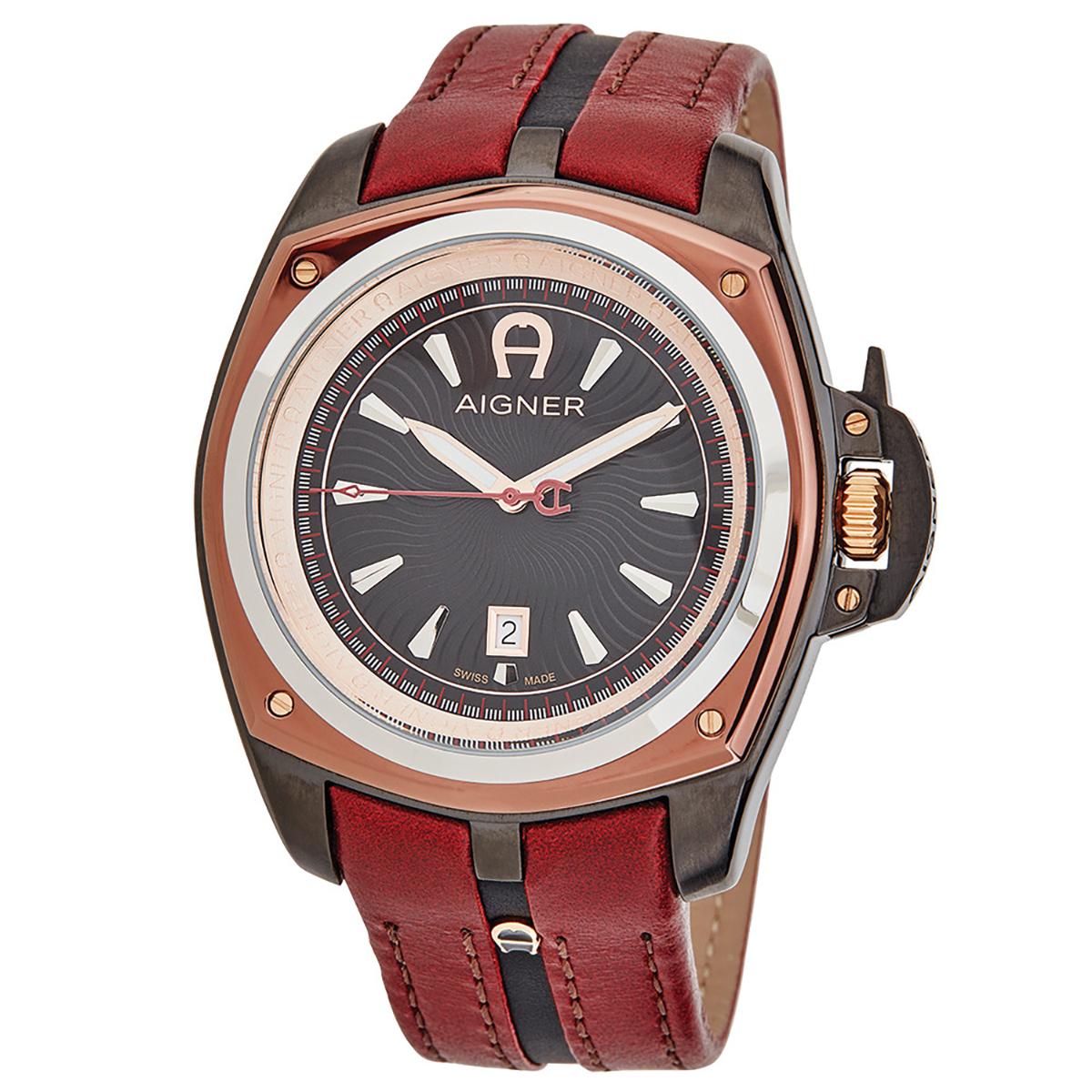 ساعت مچی عقربه ای مردانه اگنر مدل A18122