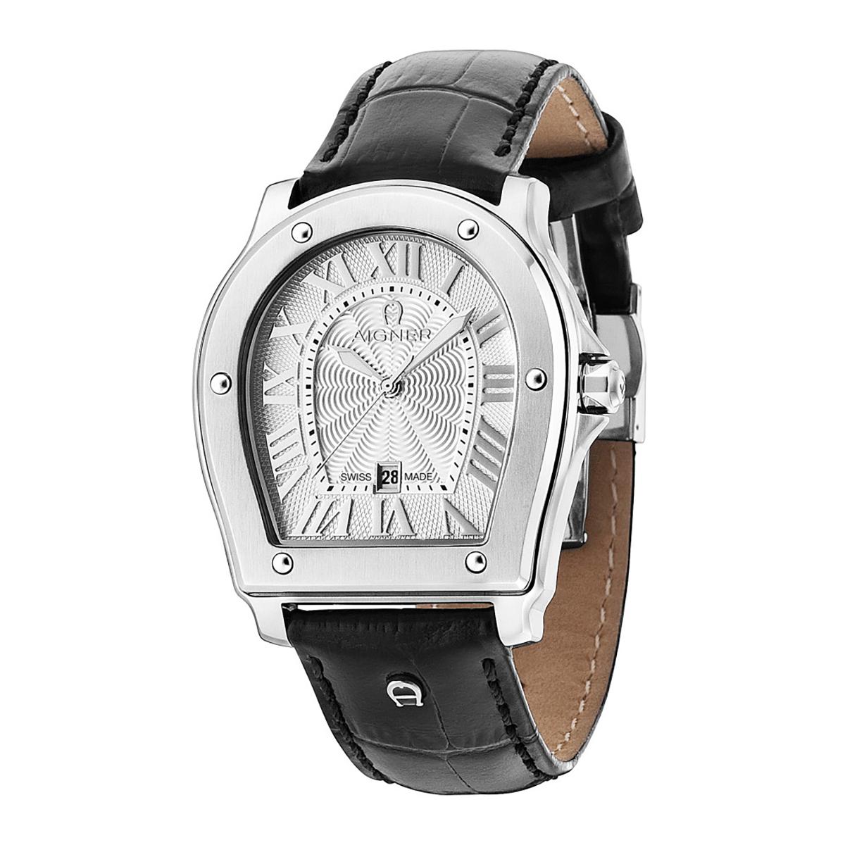 ساعت مچی عقربه ای مردانه اگنر مدل A105105