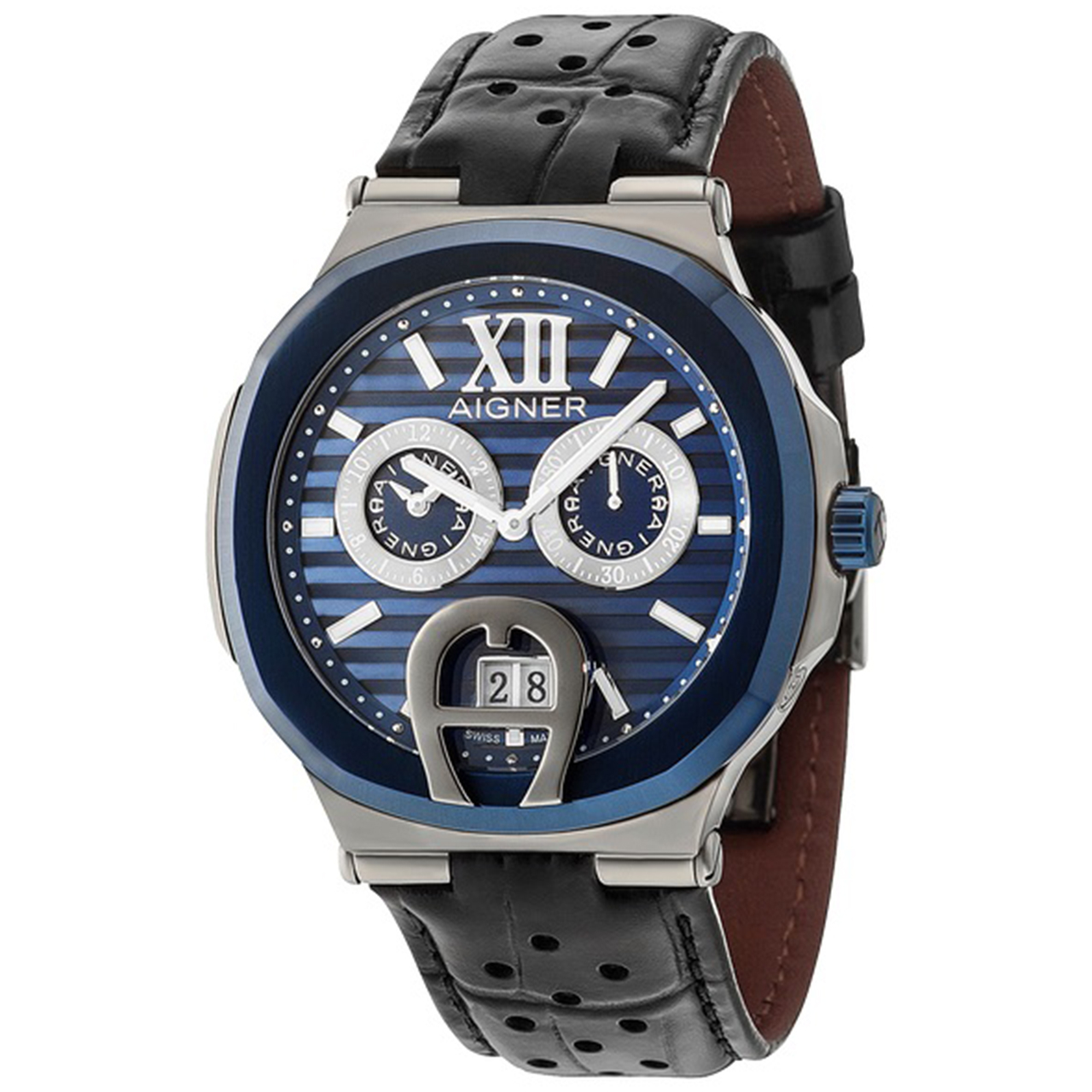 ساعت مچی عقربه ای مردانه اگنر مدل A113105 35