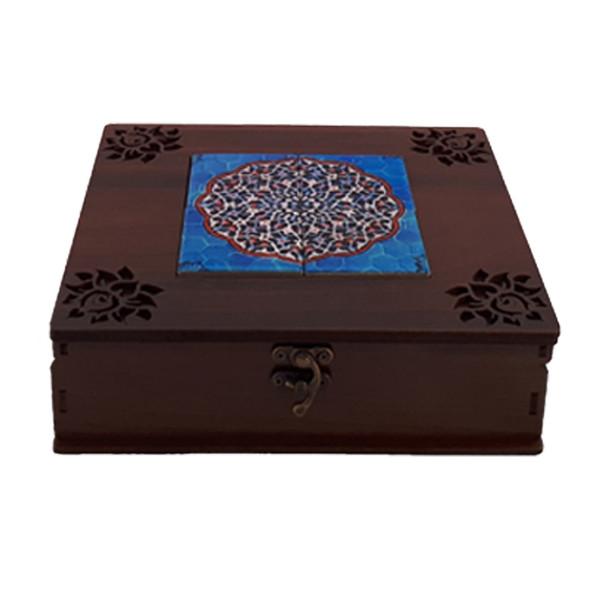 جعبه چای کیسه ای مدل نفیس