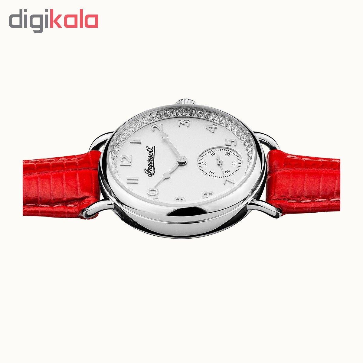 ساعت مچی عقربه ای زنانه اینگرسل مدل I03601              ارزان