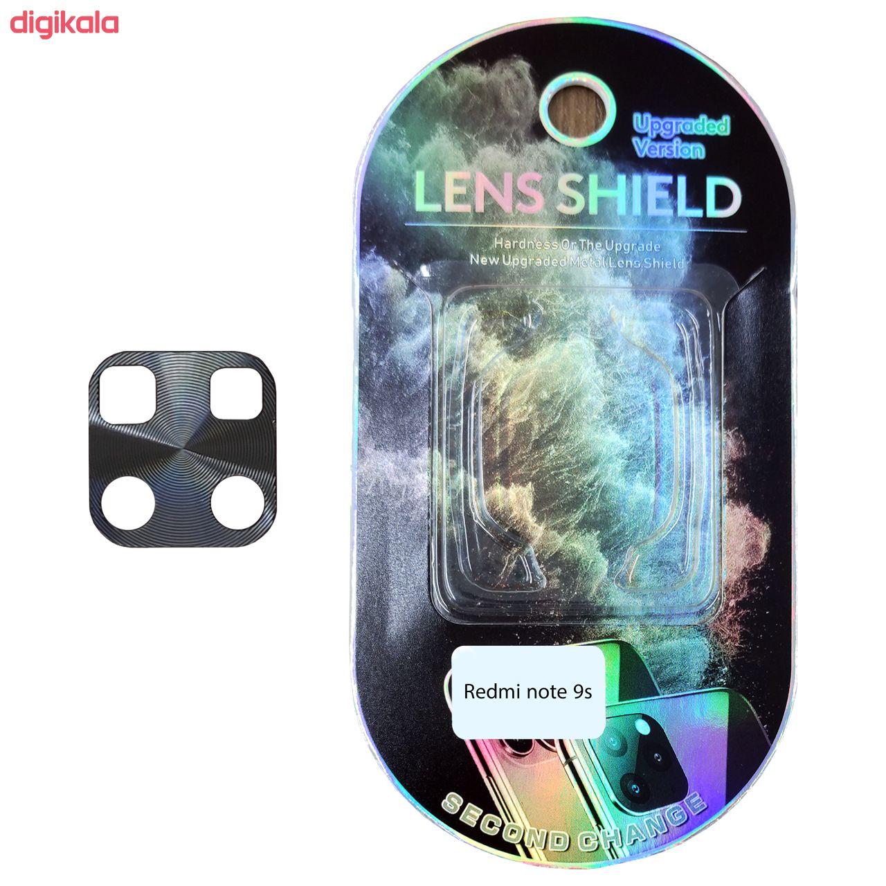 محافظ لنز دوربین مدل Flz مناسب برای گوشی موبایل شیائومی Redmi Note 9/9s/9 Pro main 1 4