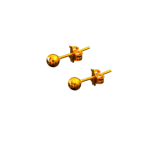 گوشواره طلا18 عیار مدل GO4013
