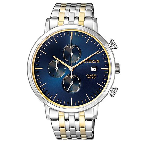 ساعت مچی عقربه ای مردانه سیتی زن مدل AN3614-54L