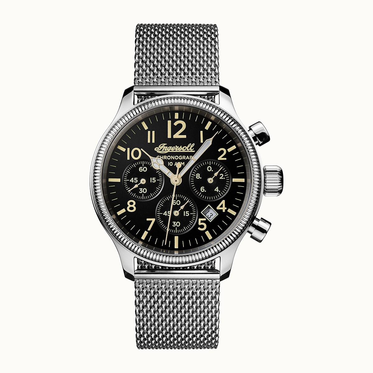 ساعت مچی عقربه ای مردانه اینگرسل مدل I02901 26