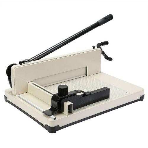 برش دهنده کاغذ مدل ax-858
