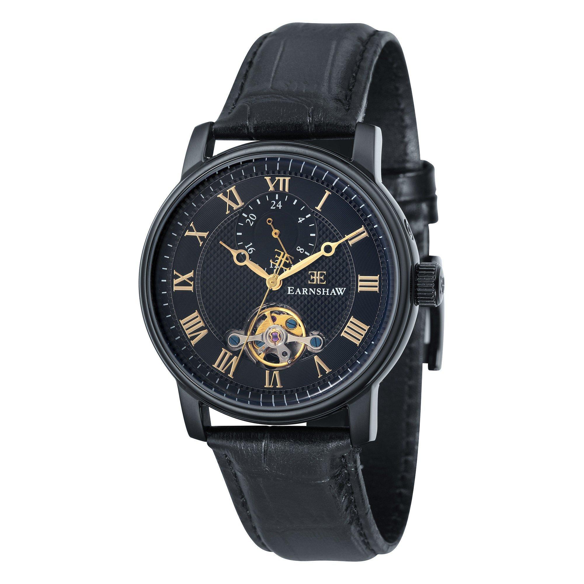 ساعت مچی عقربه ای مردانه ارنشا مدل ES-8042-08 4