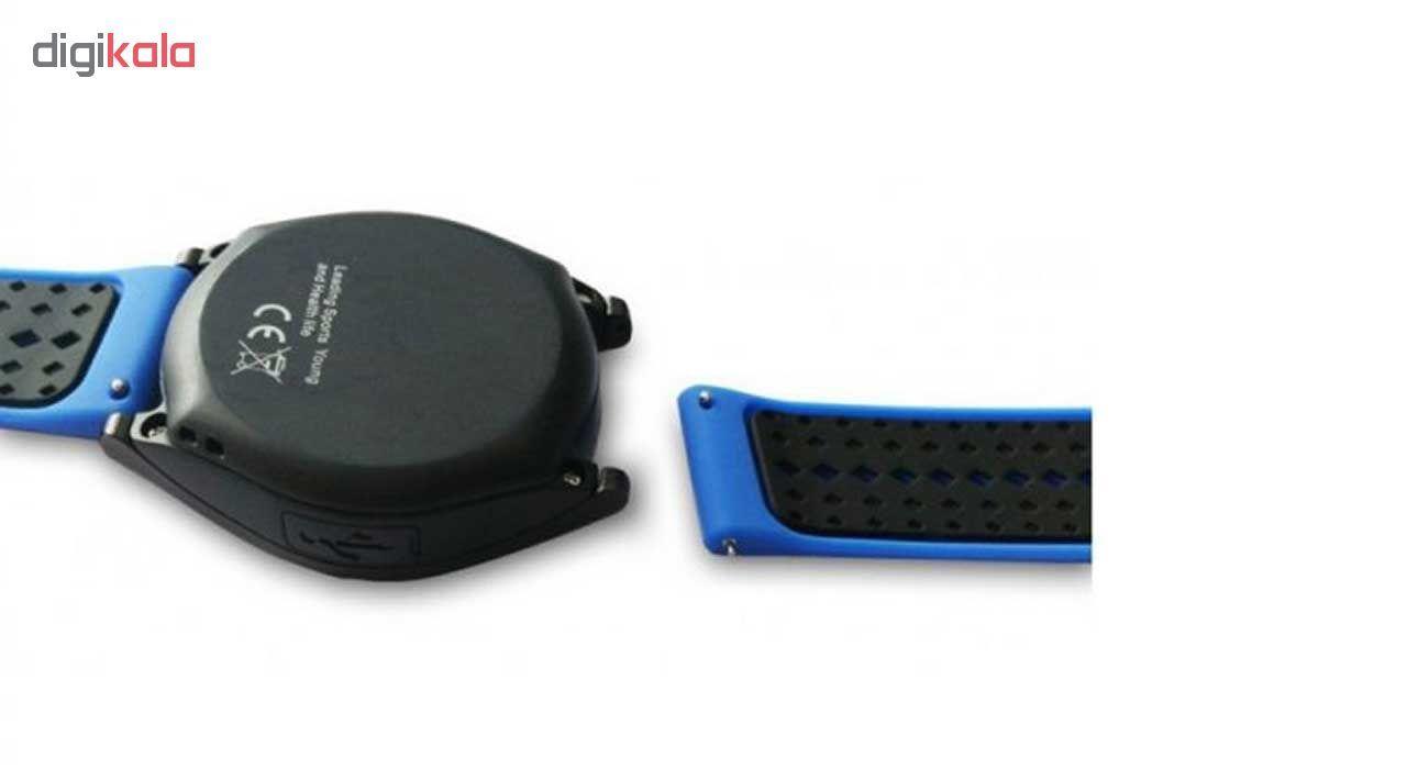 ساعت مچی هوشمند مدل V9 همراه محافظ صفحه نمایش شیدتگ main 1 7