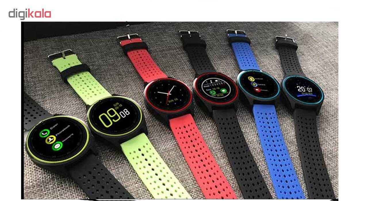 ساعت مچی هوشمند مدل V9 همراه محافظ صفحه نمایش شیدتگ main 1 9