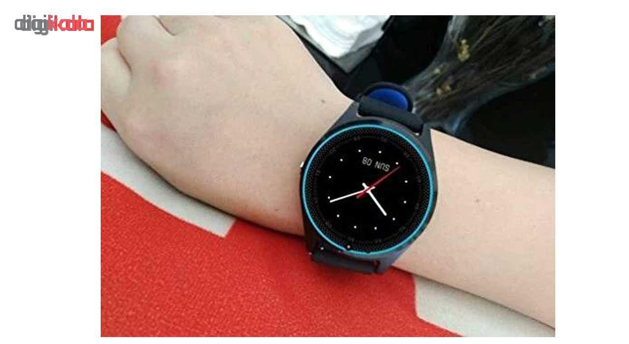 ساعت مچی هوشمند مدل V9 همراه محافظ صفحه نمایش شیدتگ main 1 10