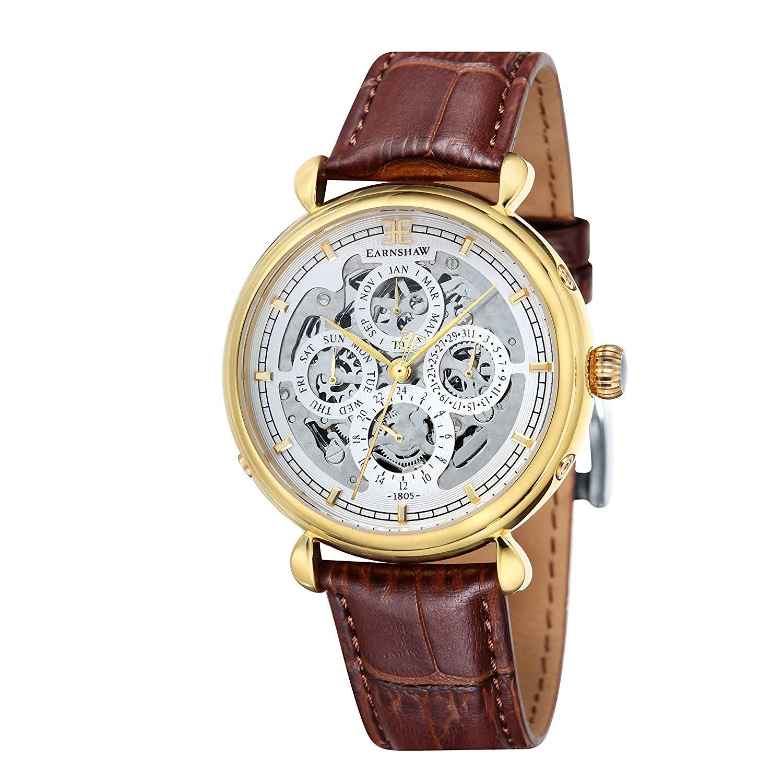 ساعت مچی عقربه ای مردانه ارنشا مدل ES-8043-03 49