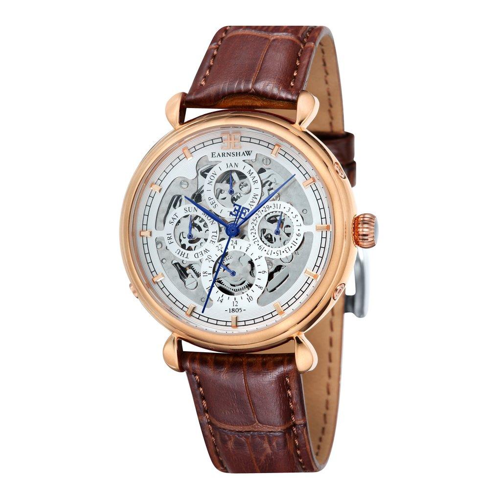 ساعت مچی عقربه ای مردانه ارنشا مدل ES-8043-04 31