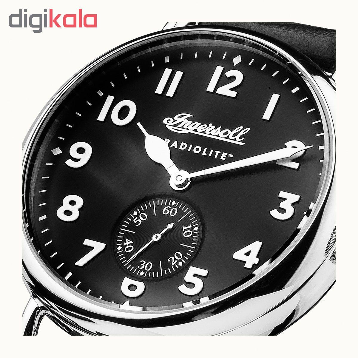 خرید ساعت مچی عقربه ای مردانه اینگرسل مدل I03201