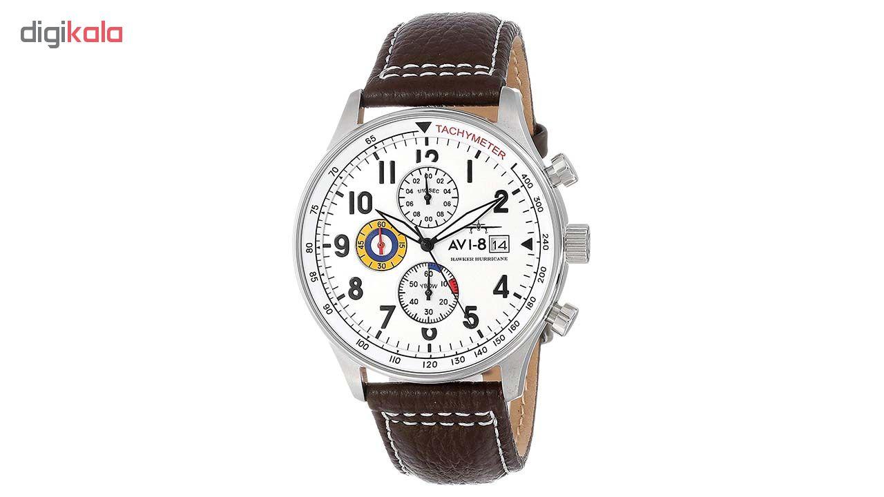 خرید ساعت مچی عقربه ای مردانه ای وی-8 مدل AV-4011-01