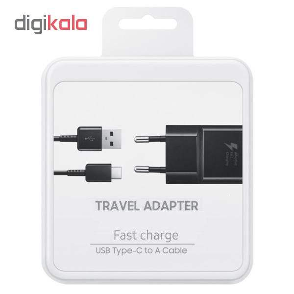 شارژر دیواری مدل EP-TA20EBE همراه با کابل USB Type C main 1 3