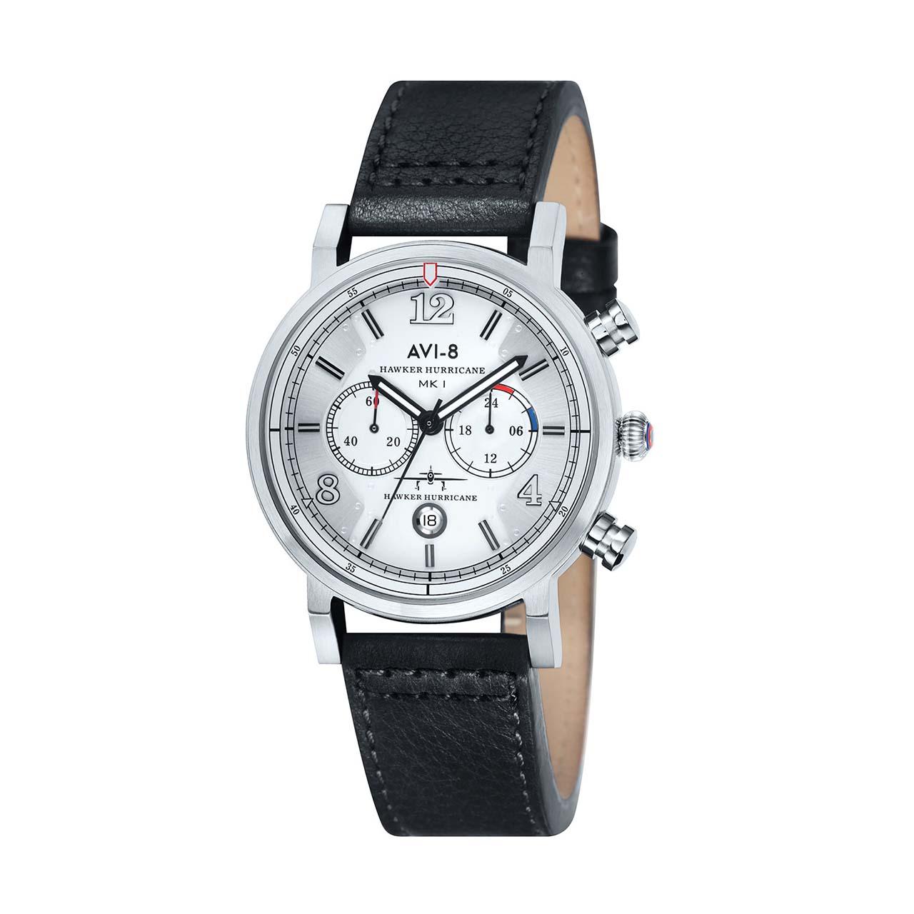 ساعت مچی عقربه ای مردانه ای وی-8 مدل AV-4015-01