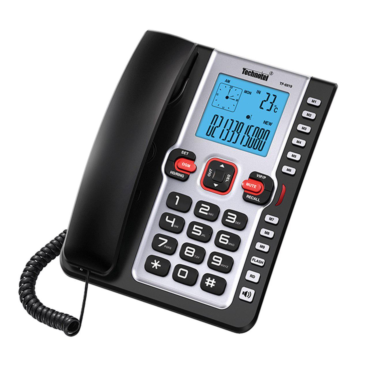 تلفن تکنوتل مدل 6919