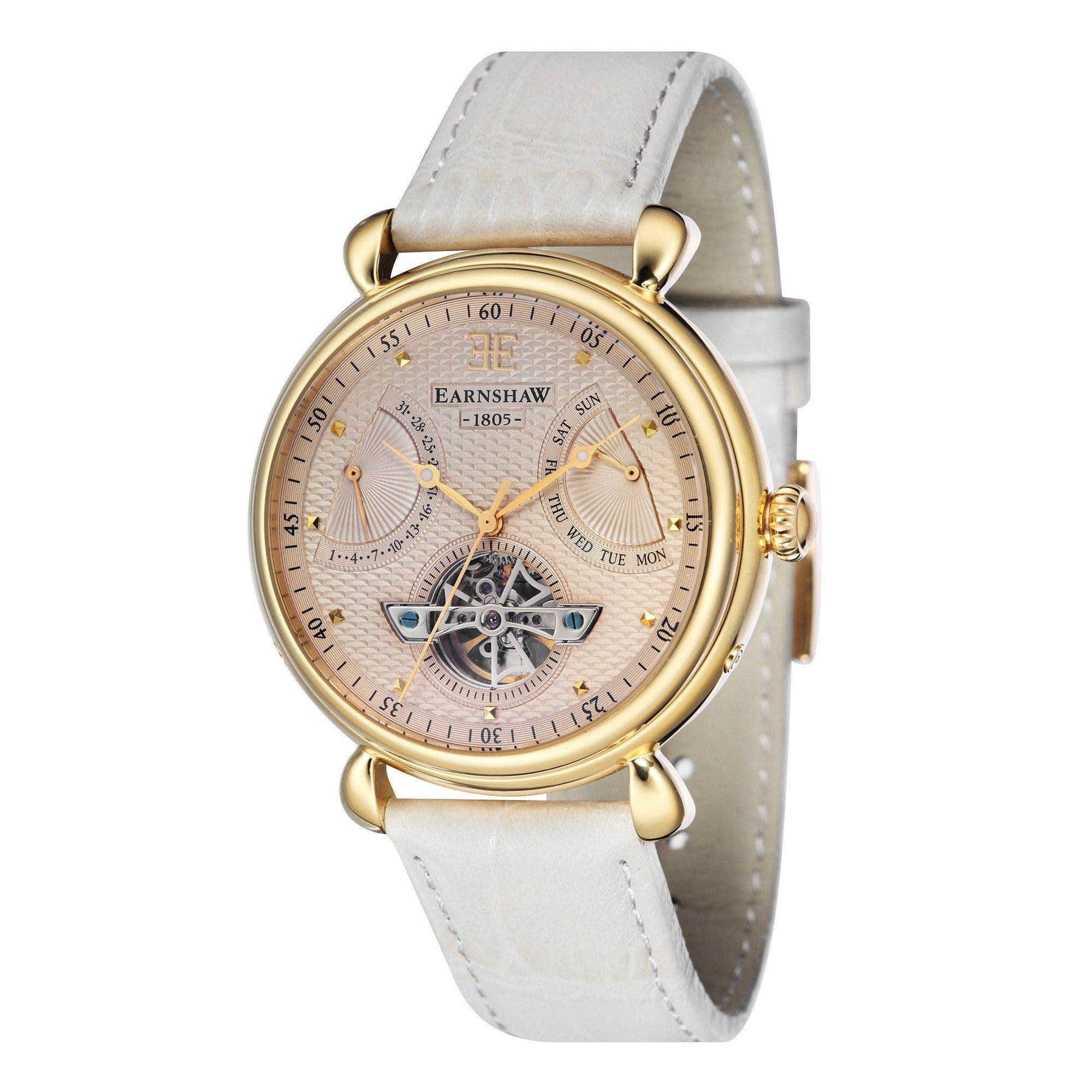 کد تخفیف                                      ساعت مچی عقربه ای مردانه ارنشا مدل ES-8046-07