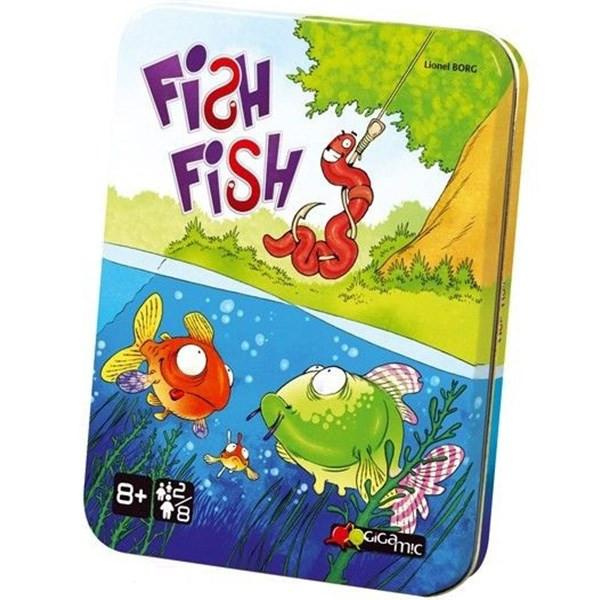 بازی فکری ژیگامیک مدل Fish Fish