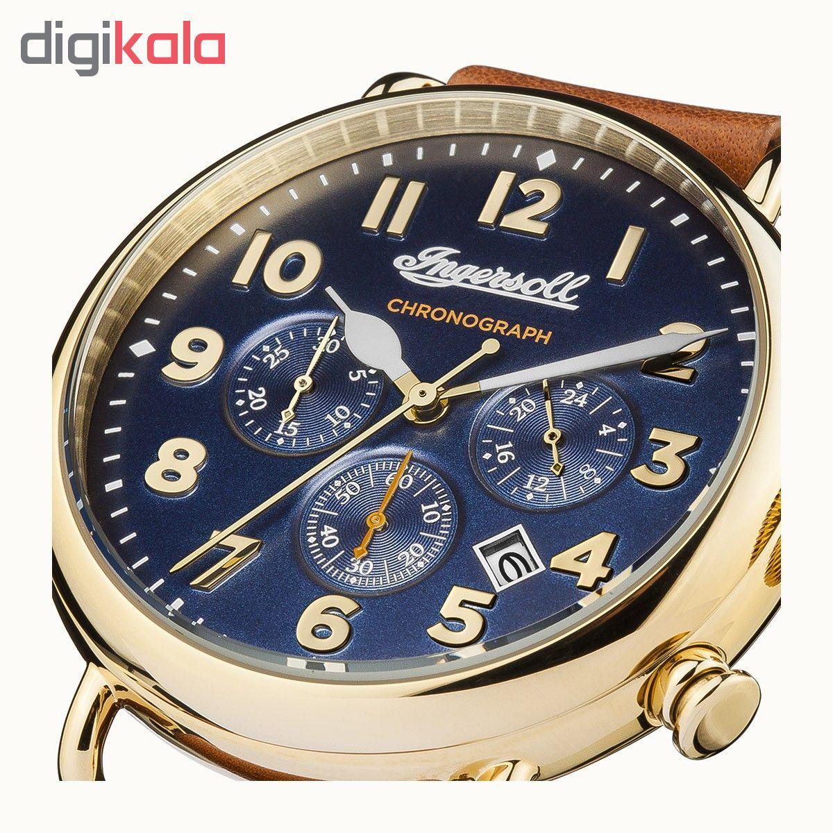 خرید ساعت مچی عقربه ای مردانه اینگرسل I03501