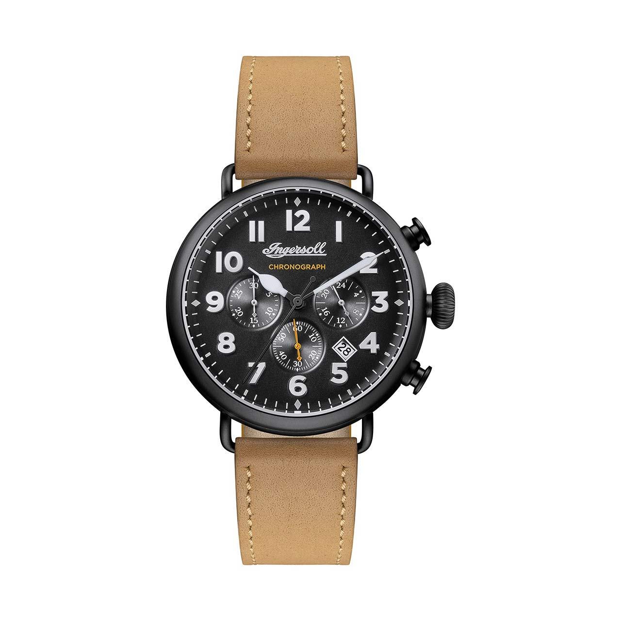 ساعت مچی عقربه ای مردانه اینگرسل مدل I03502 48
