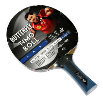 راکت پینگ پنگ باترفلای مدل Timo Boll Black | Butterfly Timo Boll Black Ping Pong Racket