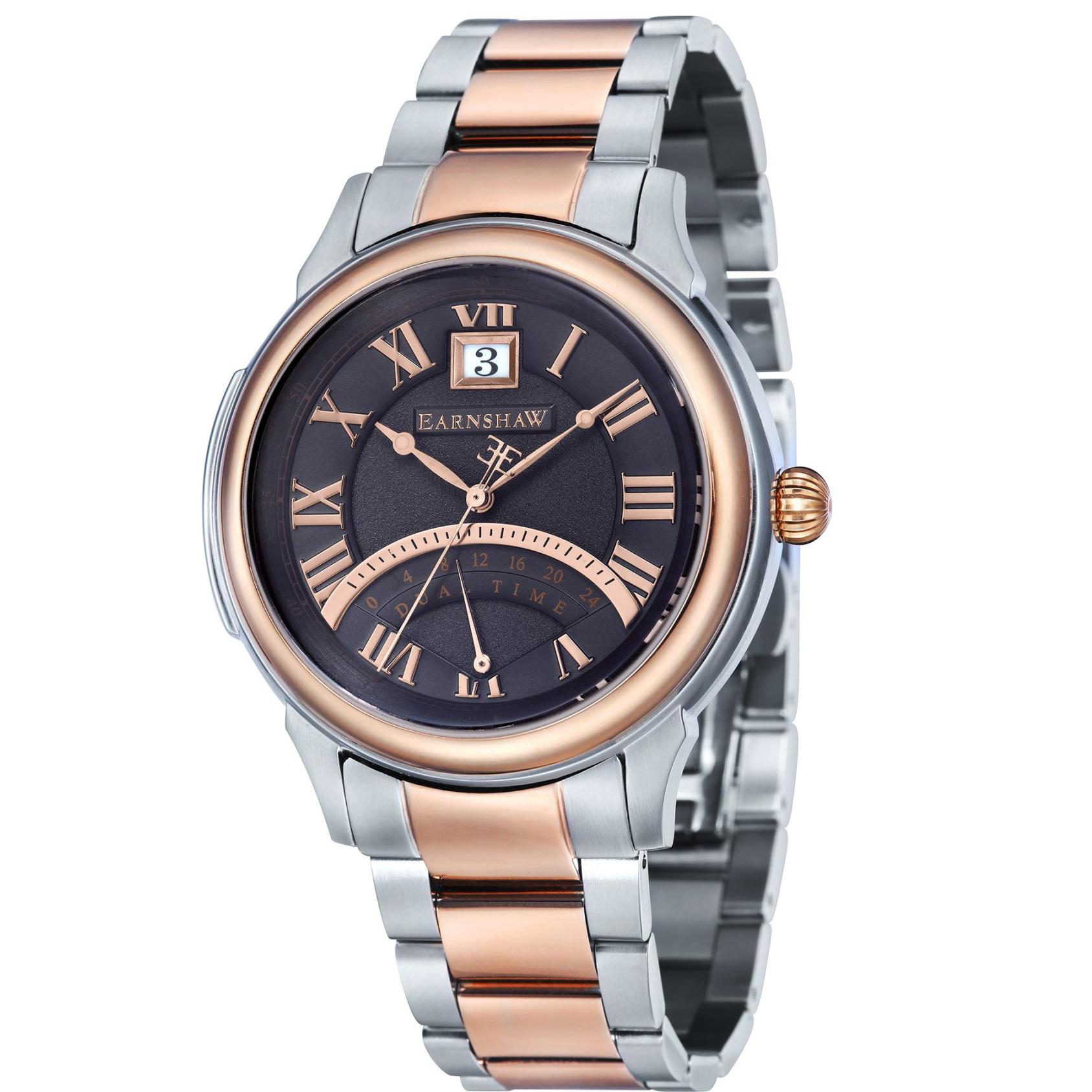 ساعت مچی عقربه ای مردانه ارنشا مدل ES-8050-22 49