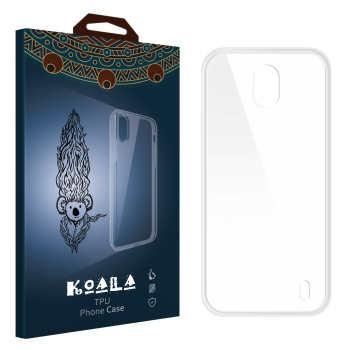 کاور کوالا مدل Round TPU مناسب برای گوشی موبایل NOKIA 1