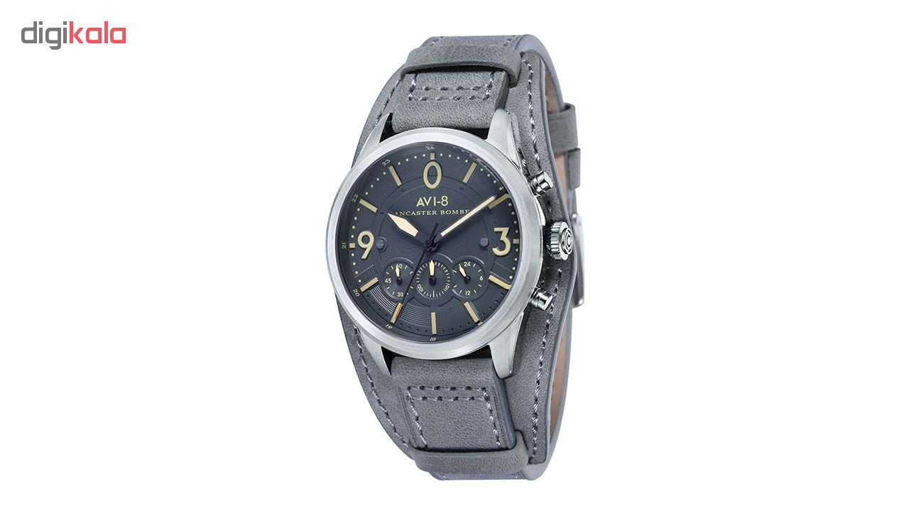 خرید ساعت مچی عقربه ای مردانه ای وی-8 مدل AV-4024-09