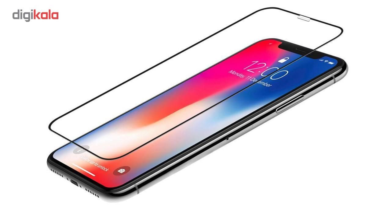 محافظ صفحه نمایش شیشه ای جی سی پال مناسب برای گوشی موبایل اپل آیفون ایکس/10 main 1 2