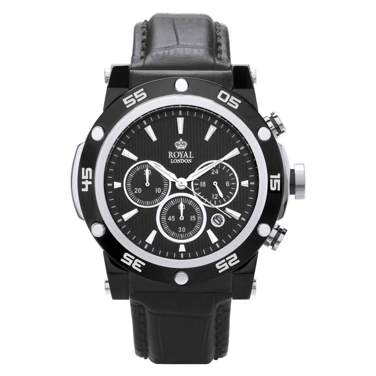 ساعت مچی عقربه ای مردانه رویال لندن مدل RL-41304-02 39