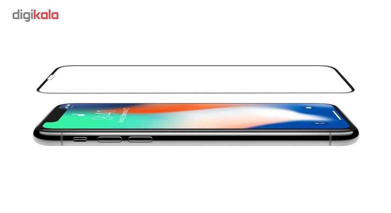 محافظ صفحه نمایش شیشه ای جی سی پال مناسب برای گوشی موبایل اپل آیفون ایکس/10 main 1 3